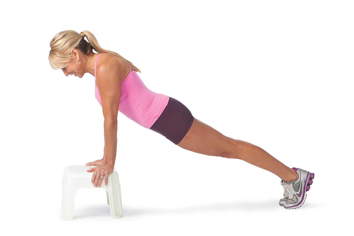 Pushup Variations: Incline & Decline