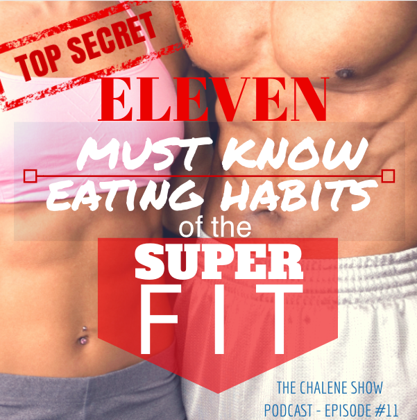 11 Healthy Eating Habits of the Super Fit | What super fit people might not tell you about how and what they eat