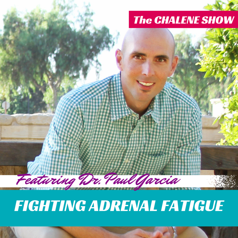 Fight Adrenal Fatigue | How to Reboot Your Adrenal System and Improve Metabolic Rate with Dr. Paul Garcia