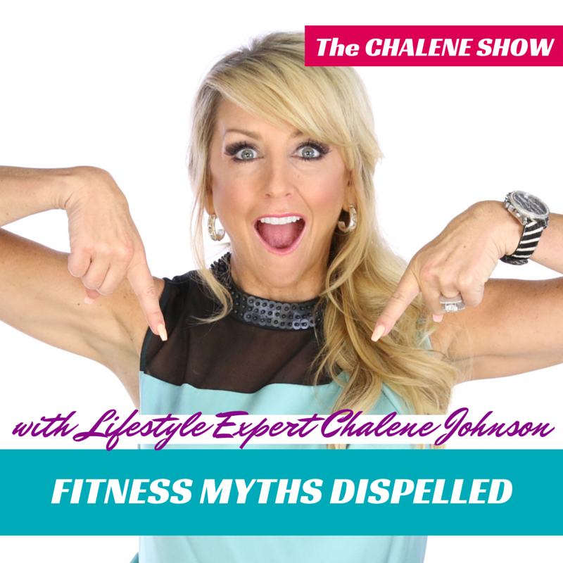 Biggest Fitness Myths Dispelled with Lifestyle Expert Chalene Johnson