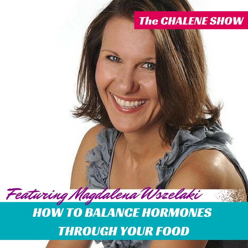 How to Balance Hormones Through Your Food | with Magdalena Wszelaki
