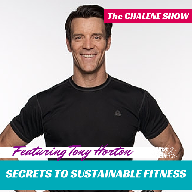 Tony Horton | Secrets to Sustainable Fitness