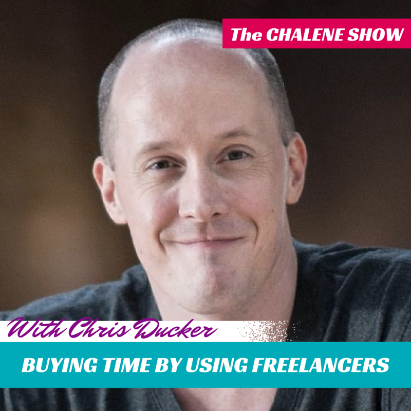 Buying Time by Using Freelancers | Chris Ducker