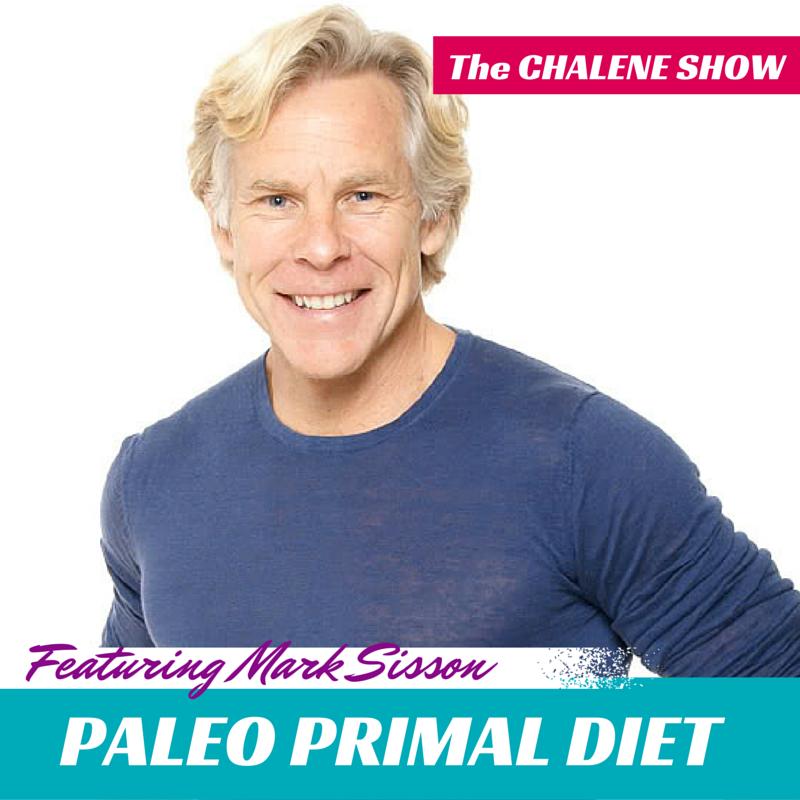 Mark Sisson Triathlete paleo primal diet with mark sisson - chalene johnson official site