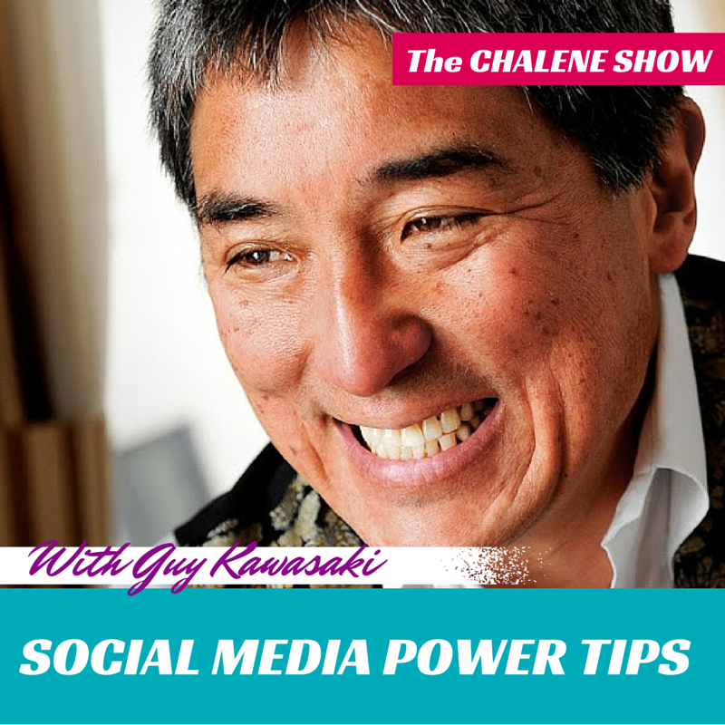 Social Media Power Tips with Guy Kawasaki