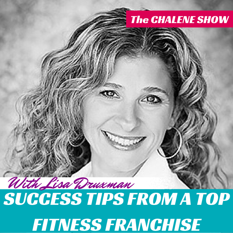Success Tips from a Top Fitness Franchise | Lisa Druxman and the Story Behind Stroller Stride