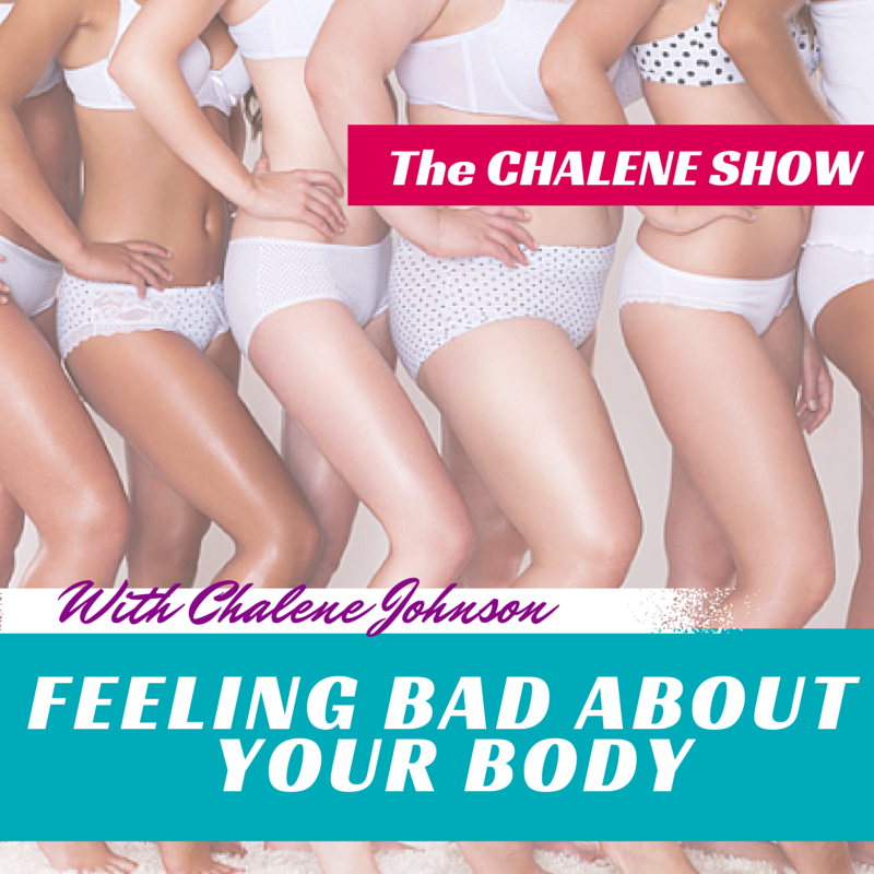 Feeling Bad About Your Body