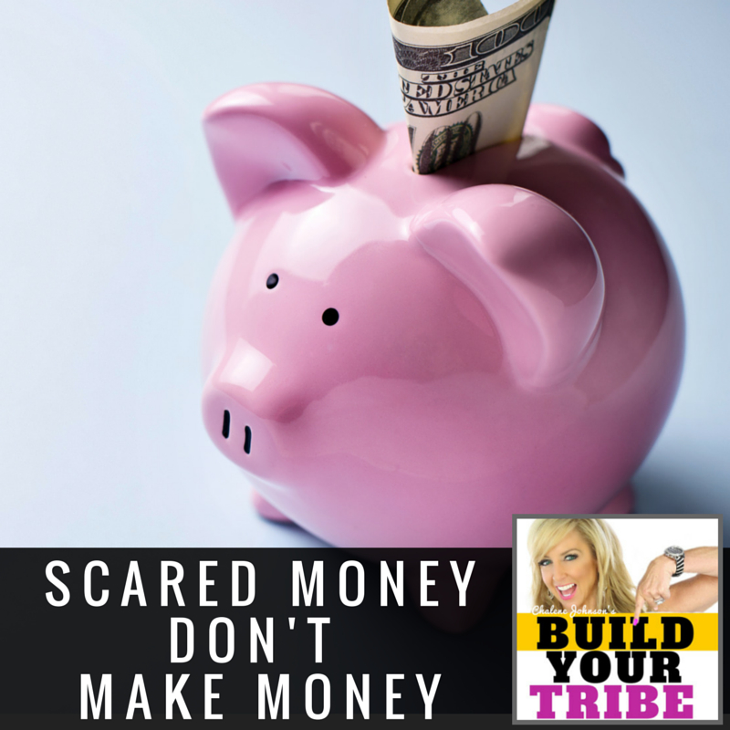 Scared Money Don't Make Money | Knowing When & Where to Invest Your Money