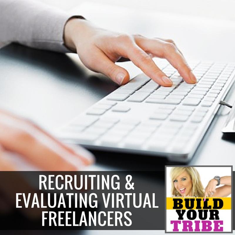 virtual freelancers