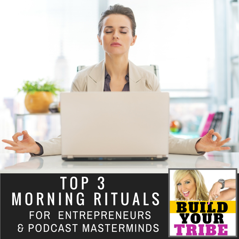 BYT | TOP 3 morning rituals