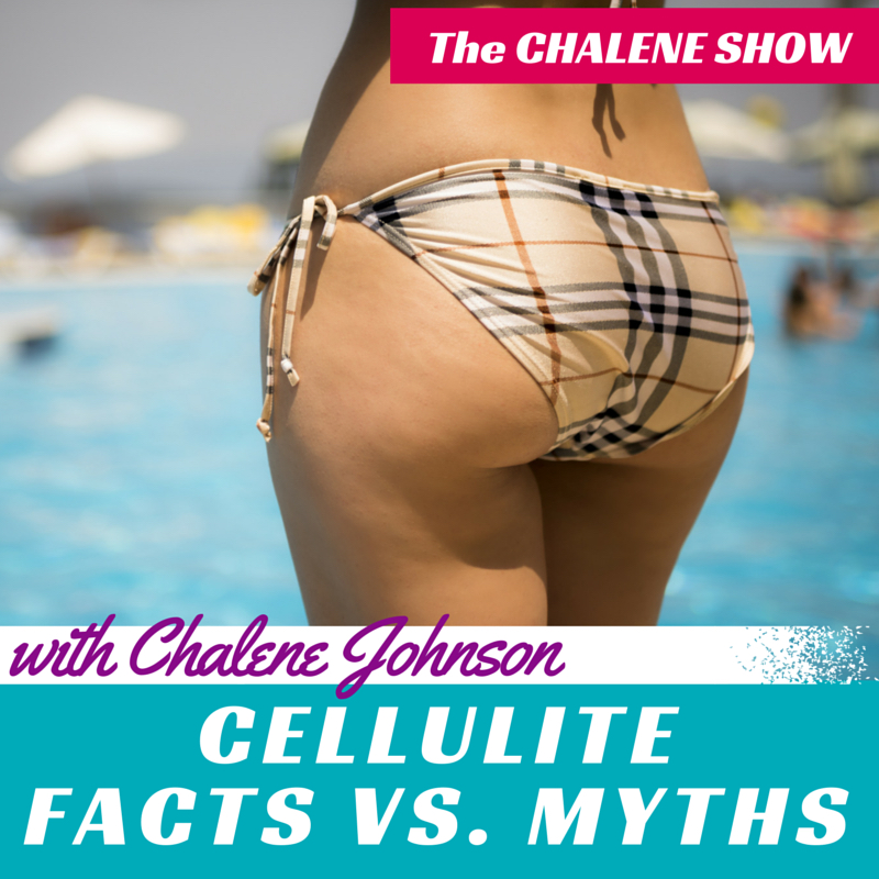 CELLULITE FACTS MYTHS