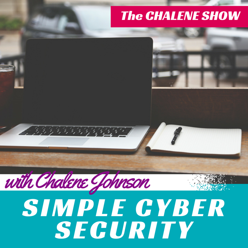 Part 3: Simple Cyber Security