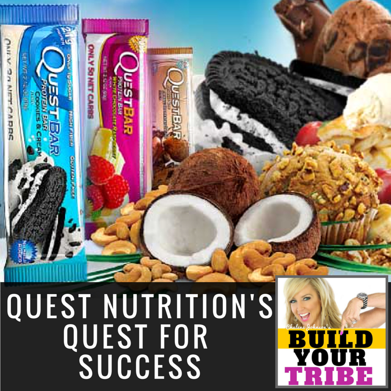 Quest Nutrition's Quest for Success & How They Used Mirror Marketing To Do It
