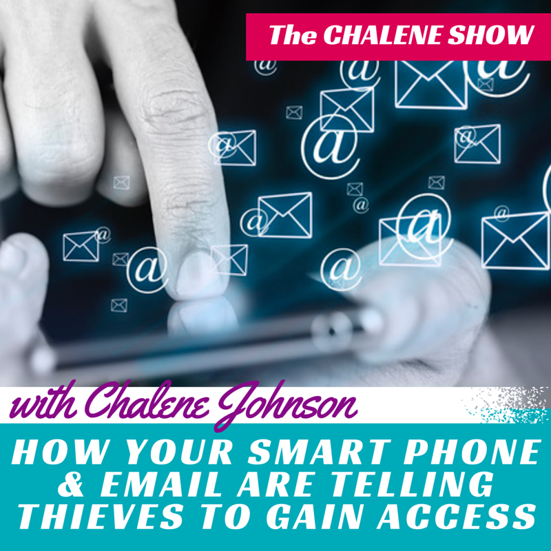 Part 5: How Your Smart Phone and Email are Telling Thieves How to Gain Access