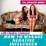 TCS how to manage negative influences