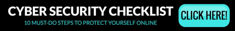 CYBER CHECKLIST