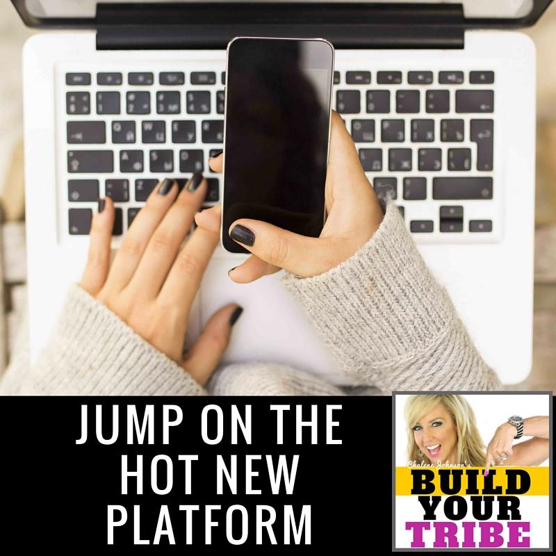 Jump on the Hot New Platform