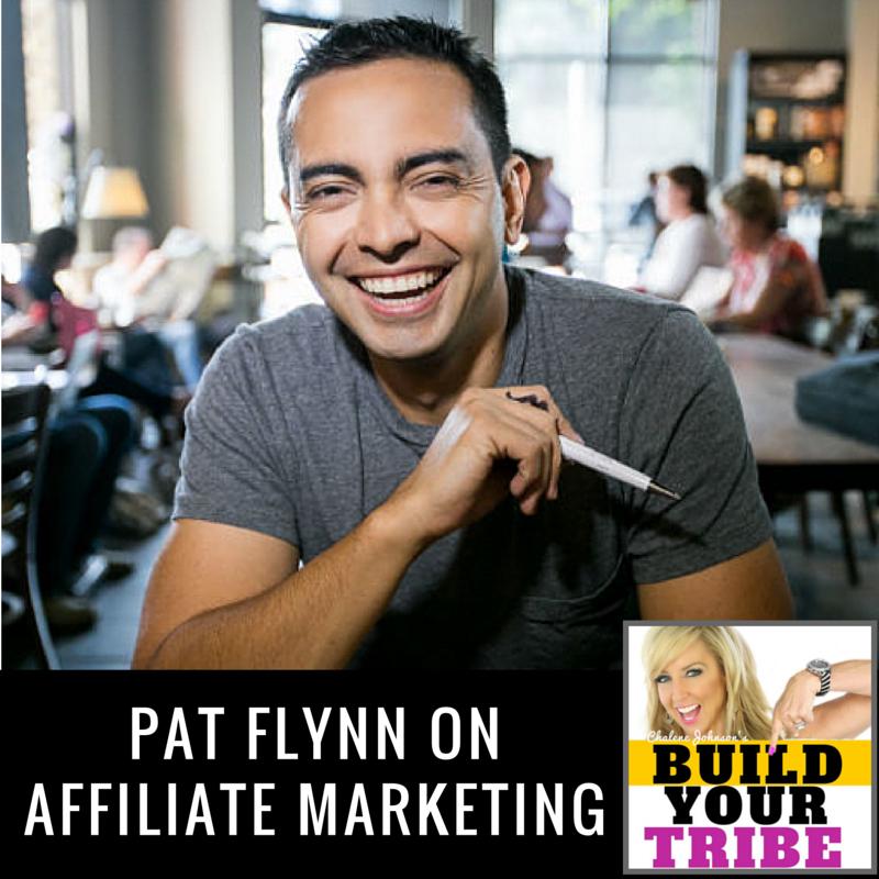 Pat Flynn on Affiliate Marketing