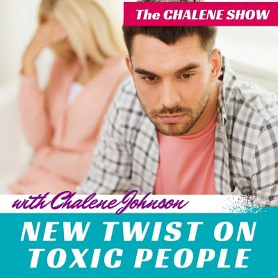 New twist on toxic people
