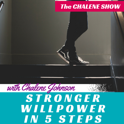 stronger willpower in 5 steps
