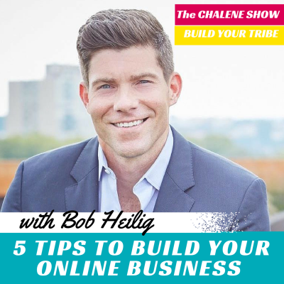 5 TIPS TO BUILD YOUR ONLINE BUSINESS