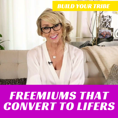 FREEMIUMS THAT CONVERT TO LIFERS