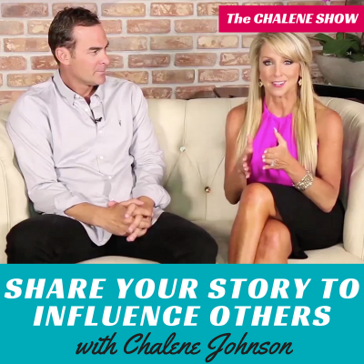 SHARE YOUR STORY TO INFLUENCE OTHERS