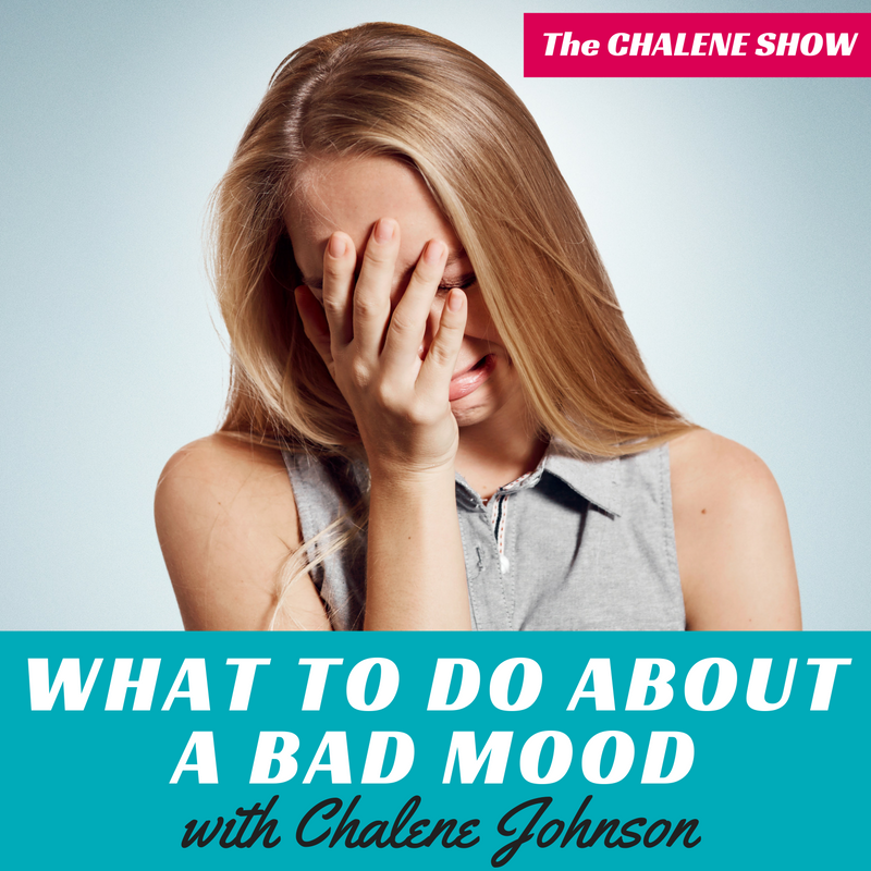 What To Do About A Bad Mood
