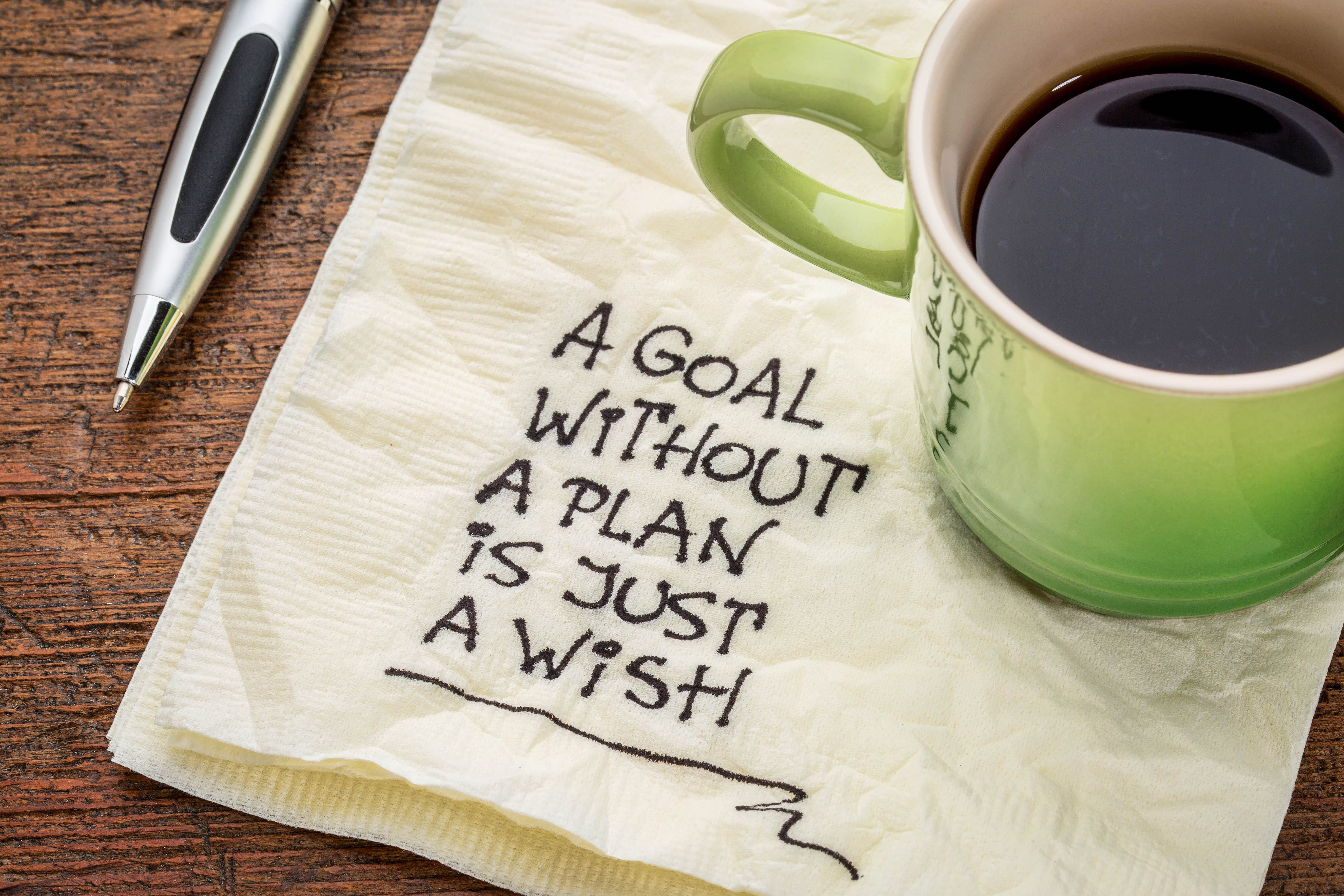 3 Tips for Setting Smart & Powerful Goals