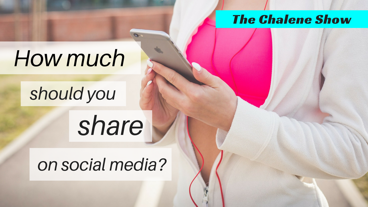 How Much Should you Share in Social Media