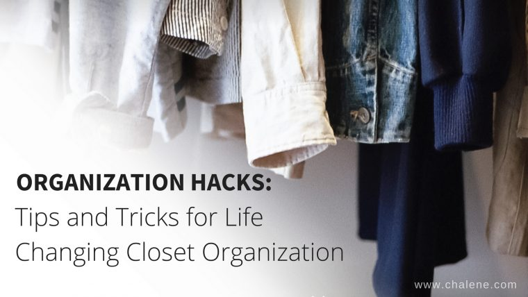 Time For A Life Hack U Closet And Closet Ideas These Tips And Tricks To  Organize Your Closet Will Eliminate The Chaos You With Closets For Life