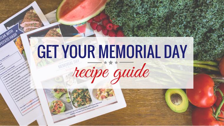 Guilt Free Memorial Day Recipes