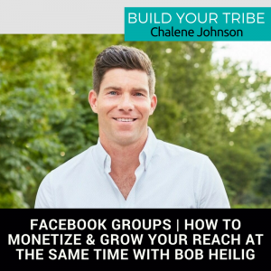Facebook Groups   How to Monetize and Grow your Reach at the same time with Bob Heilig