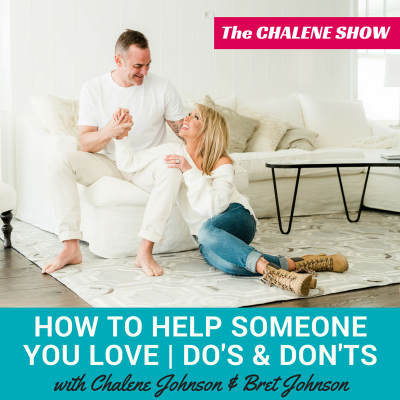 how to help someone love themselves