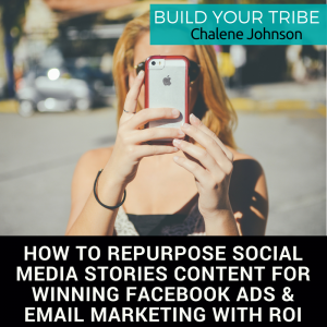 how to repurpose social media stories content