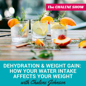 dehydration and weight gain