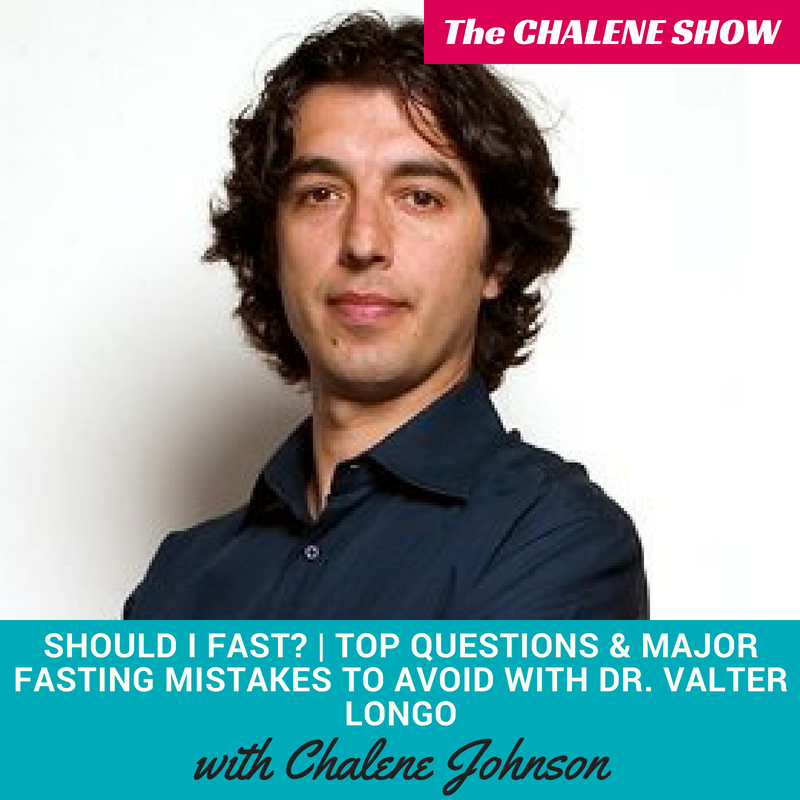 Should I Fast? | Top Questions & Major Fasting Mistakes to Avoid with Dr. Valter Longo