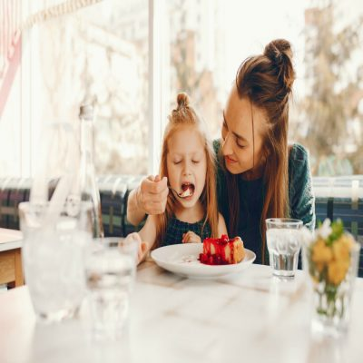 Parents Influence On Eating Behavior