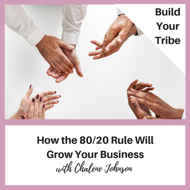 Podcast –  How the 80/20 Rule Will Grow Your Business