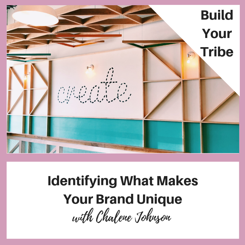 Podcast – Identifying What Makes Your Brand Unique