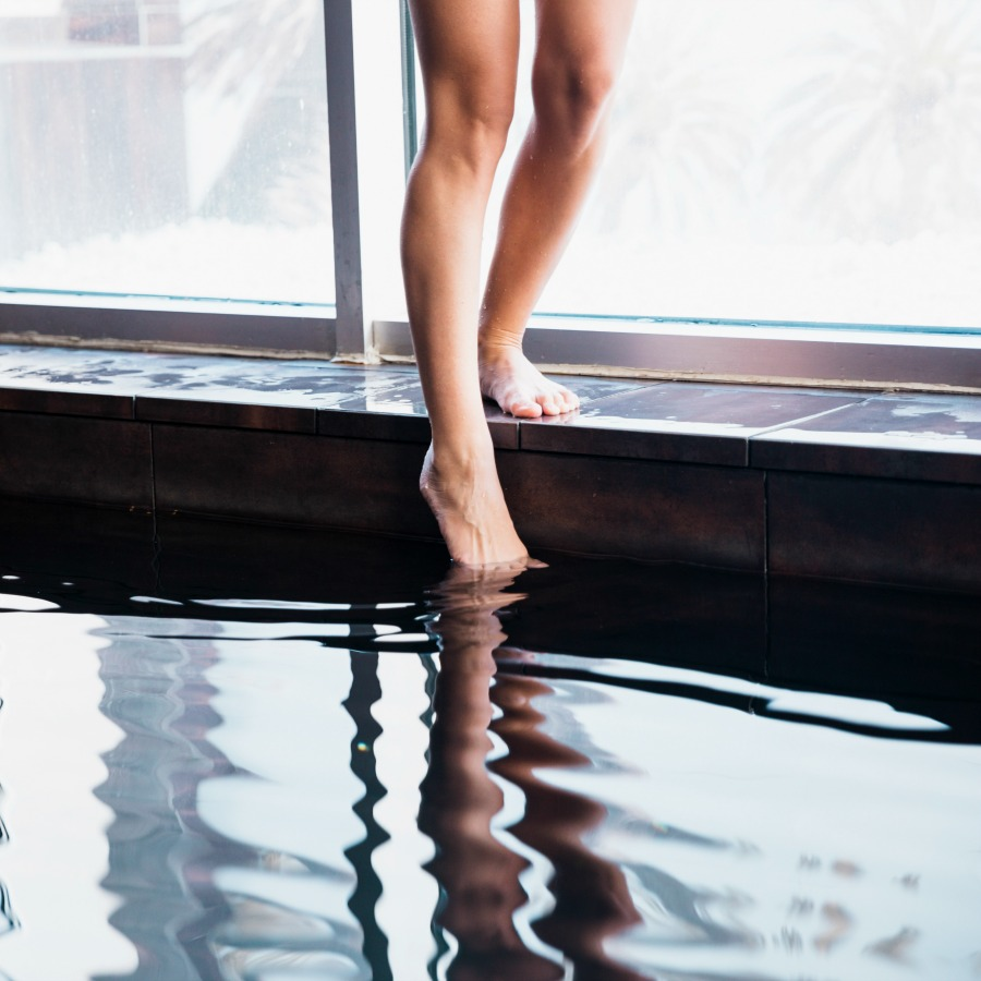Dip Your Toe In The Pool Of Possibilities