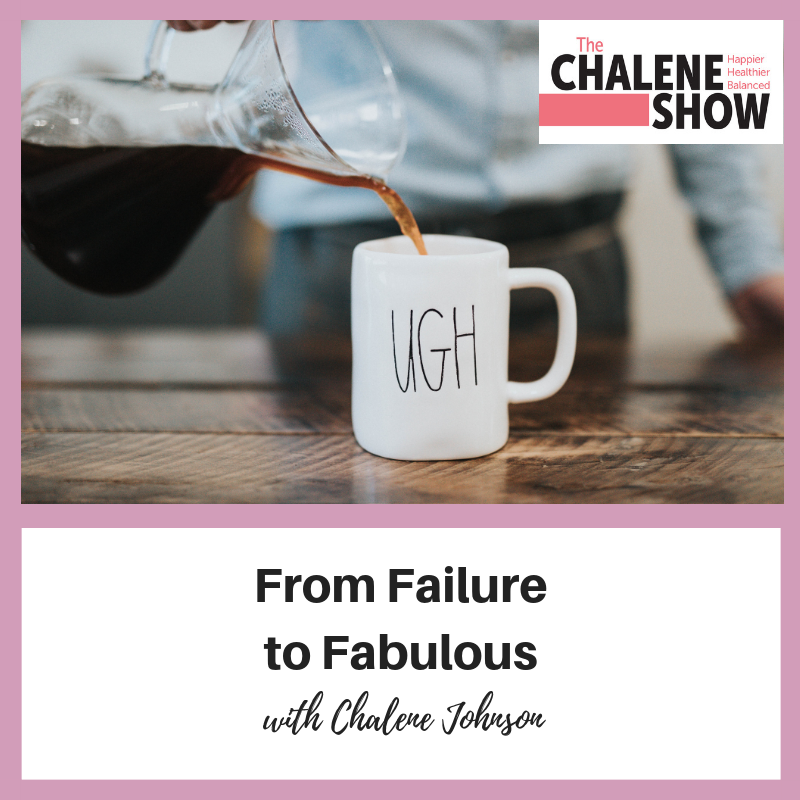 Podcast – From Failure to Fabulous