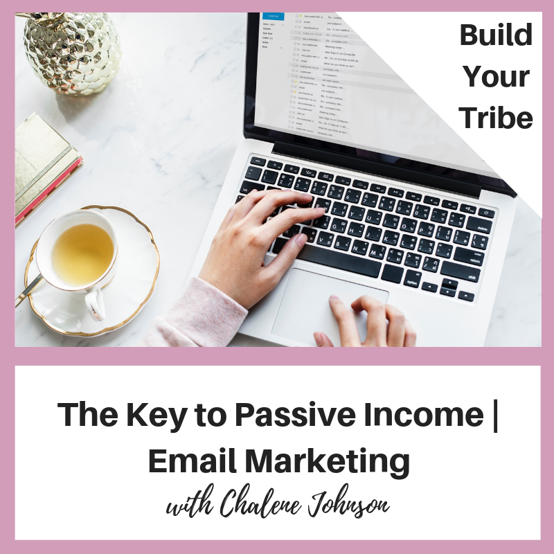 Podcast – The Key to Passive Income | Email Marketing