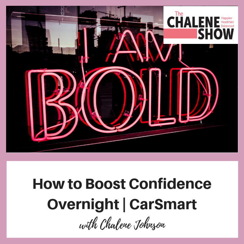 Podcast – How to Boost Confidence Overnight