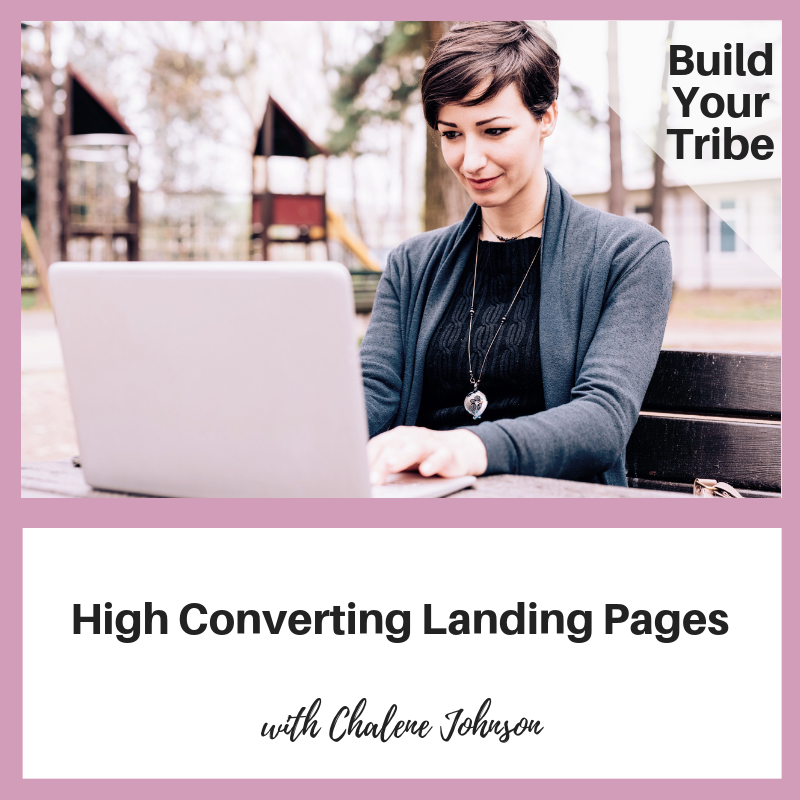 Podcast – High Converting Landing Pages