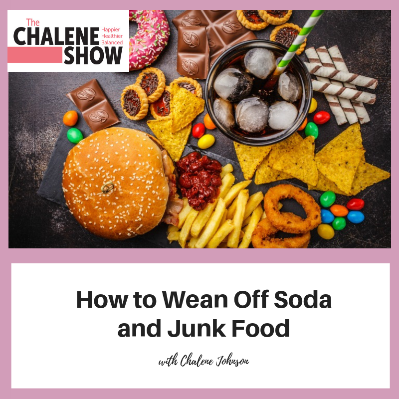 Podcast – How to Wean Off Soda and Junk Food | CarSmart Edition