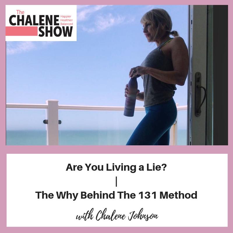 Podcast – Are You Living a Lie?