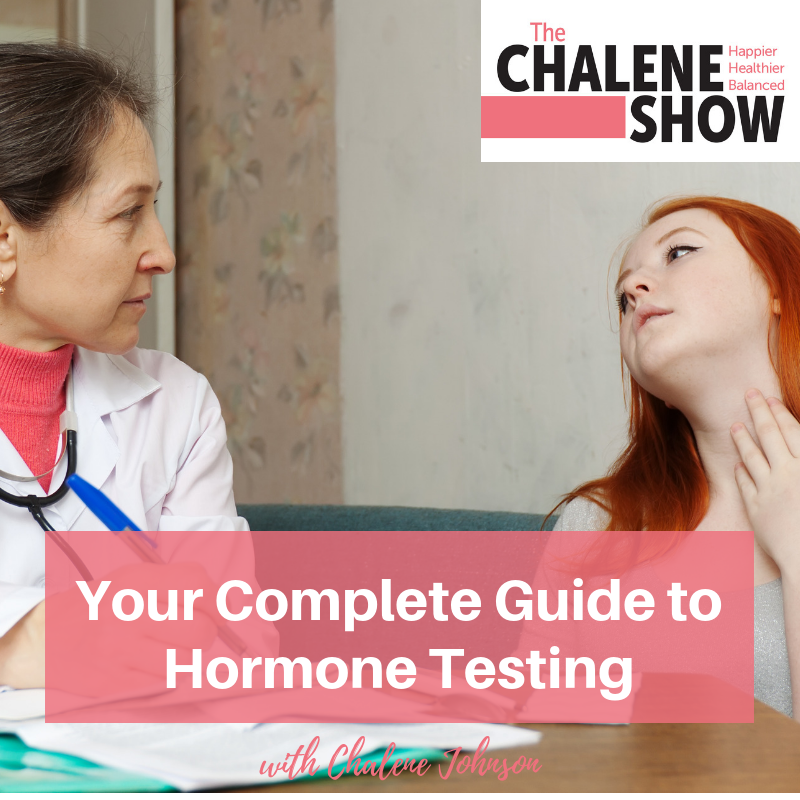 Podcast – Your Complete Guide to Hormone Testing