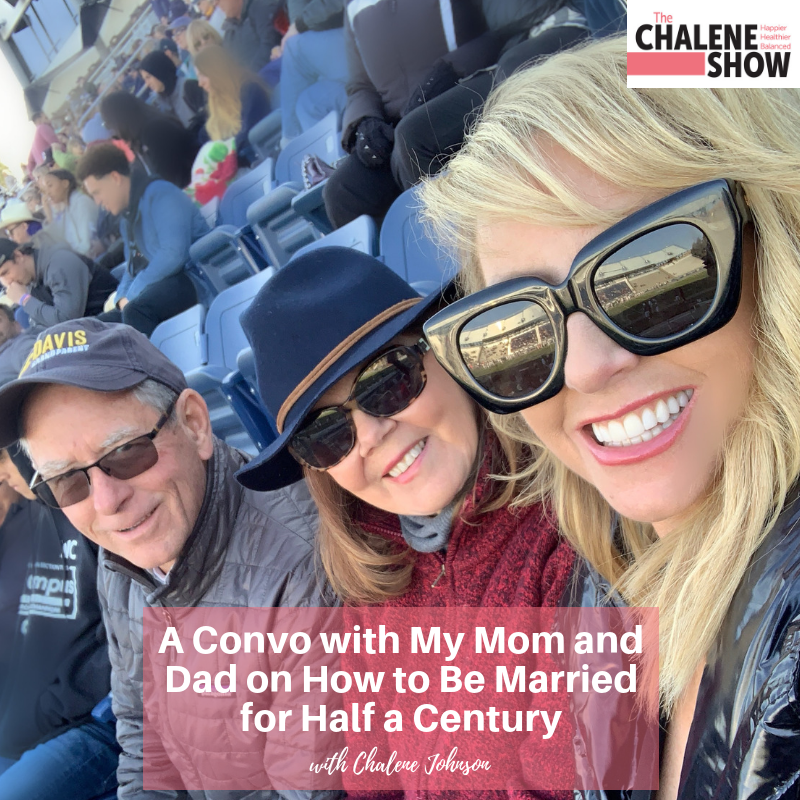 Podcast – A Convo with My Mom and Dad on How to Be Married for Half a Century | CarSmart Edition