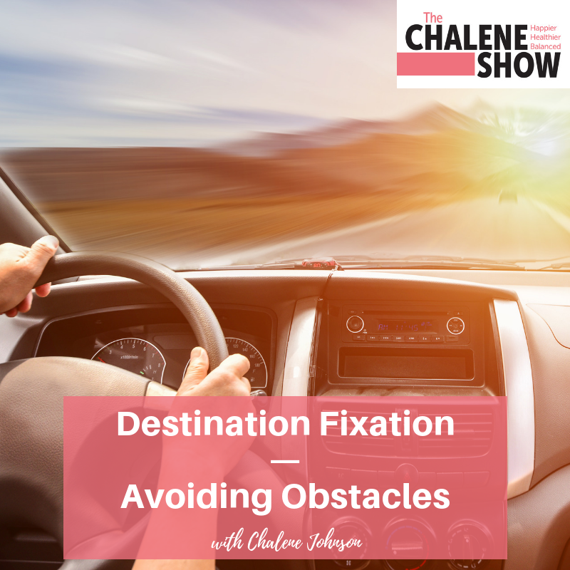 Podcast – Destination Fixation – Avoiding Obstacles | CarSmart Edition